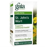 Gaia Herbs St John's Wort - 60 Vegetarian Capsules