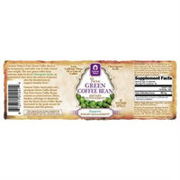 Genesis Today Pure Green Coffee Bean Extract - 60 Vegetarian Capsules