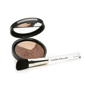 Laura Geller Beauty Shade-n-Sculpt Compact with Brush
