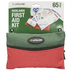 Lifeline First Aid Adventure Pack-65 PCS