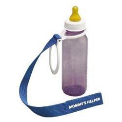 Mommy's Helper Bottle Keeper in Blue