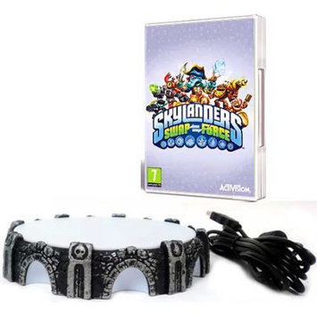 Activision Skylanders Swap Force Wii Base Set Video Game [Loose]