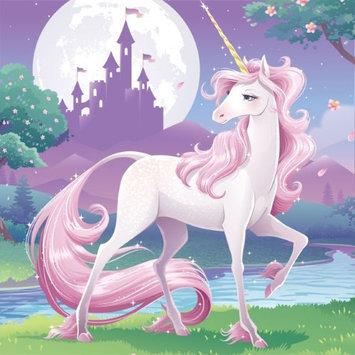 Unicorn Fantasy Beverage Napkins Pkg/16