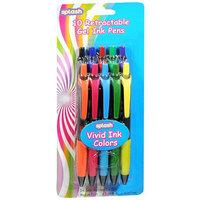 Splash Retractable Gel Ink Pens