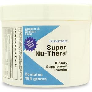 Kirkman Super Nu-Thera Powder Orange 454 gr