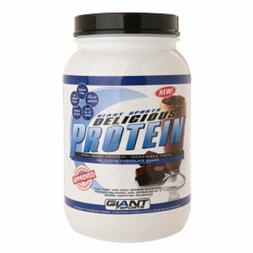 Giant Sports Products - Delicious Protein Powder Chocolate Shake - 2 lbs.