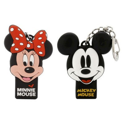 Sakar Mickey 8GB USB Flash Drive - Multicolor (USB-ASST-N)