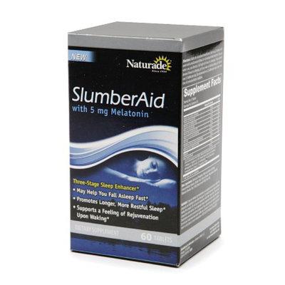 Naturade SlumberAid with 5mg Melatonin