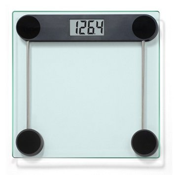 Taylor Precision Digital Lithium Glass Scale 330lb