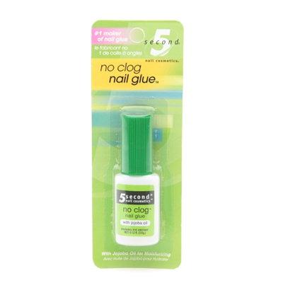 5 Second No Clog Nail Glue