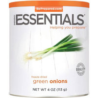 Emergency Essentials Freeze-Dried Green Onions, 4 oz