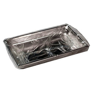 DAYMARK IT110814 Ovenable Pan Liner, Plastic,34 In.W,PK100