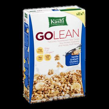 Kashi GOLEAN Cereal Vanilla Graham Clusters