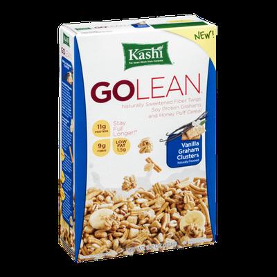 Kashi® GOLEAN Vanilla Graham Clusters