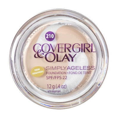 Covergirl + Olay Simply Ageless Instant Wrinkle Defying Foundation