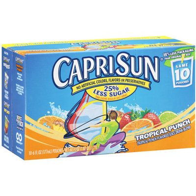 Capri-Sun Tropical Punch