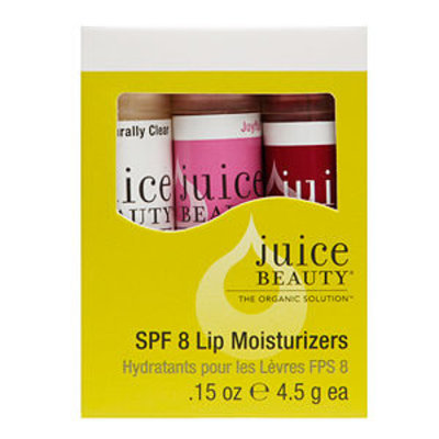 Juice Beauty Lip Moisturizers SPF 8