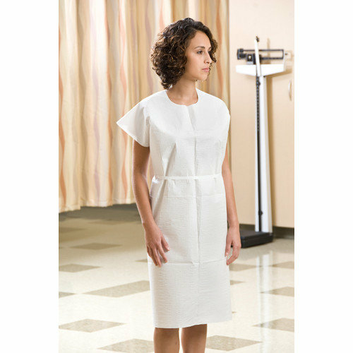 Graham Medical Fabri-Soft Exam Gown