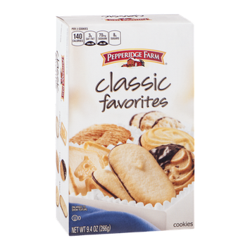 Pepperidge Farm® Cookies Classic Favorites