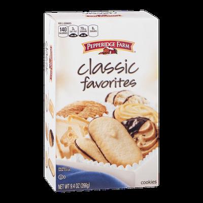Pepperidge Farm® Cookies Classic Favorites