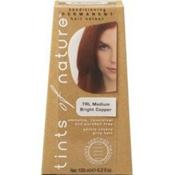 Celtic Colours Tints of Nature Permanent Colour 6C Dark Ash Blonde -- 4.2 fl oz