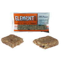 Element Bars PB Power Energy Bars 12 Pack Blueberry