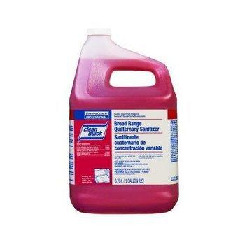 Clean Quick Broad Range Quaternary Sanitizer W/test Strips