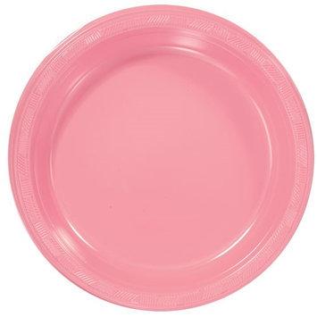 Hanna K Signature Hanna K. Signature 82610 10 in. Light Pink Plastic Plate - 600 Per Case