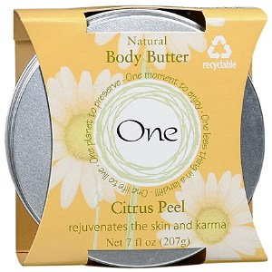 One Natural Body Butter