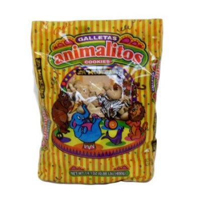 Goya Foods La Moderna Animal Cookies