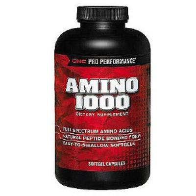 GNC Pro Performance Amino 1000
