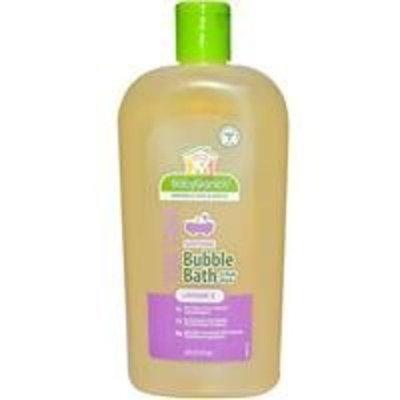 Rj Quality Products Babyganics Tub Time Bubble Bath & Body Wash Lavender -- 20 fl oz