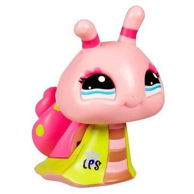 Hasbro Littlest Pet Shop Walkables Figure #2125 Snail