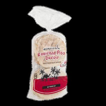 Joseph's Enriched Pita Bread