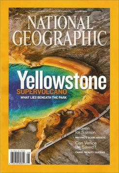 Kmart.com National Geographic Magazine - Kmart.com