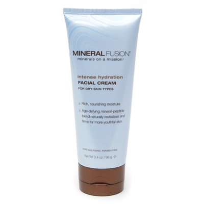 Mineral Fusion Intense Hydration Facial Cream for Dry Skin Types