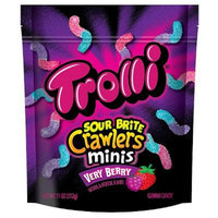 Trolli Sour Brite Crawlers Minis Very Berry