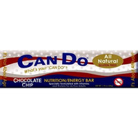 Can Do Kid Can Do Chocolate Chip Bar, 1.76-Ounce (Pack of 10)