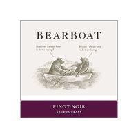 Bearboat Sonoma Coast Pinot Noir 2008 Bearboat Pinot Noir Sonoma Coast 2008 750ML