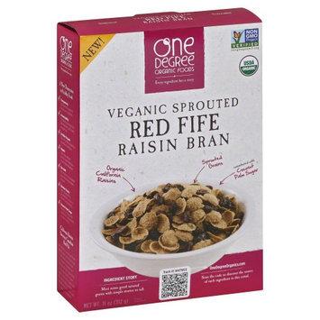One Degree Organic Foods CRL, OG2, SPRTD, RNS, RED FIF, (Pack of 6)