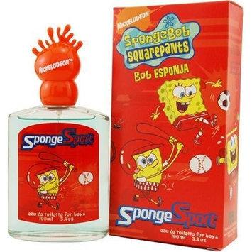 Spongesport By Nickelodeon For Men, Eau De Toilette Spray, 3.4-Ounce Bottle