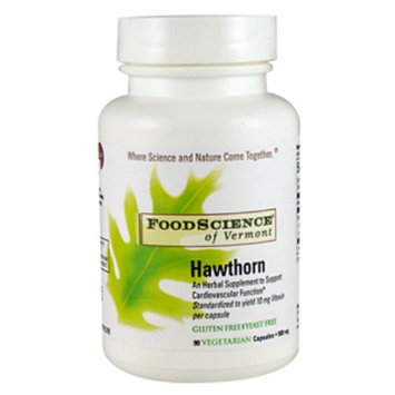 FoodScience of Vermont Hawthorn