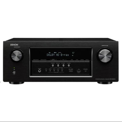 Denon AVRS900W 7.2-channel Home Theater Receiver with Bluetooth and WiFi
