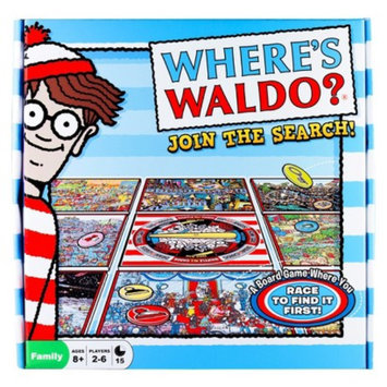 Techno Source WHERE'S WALDO? Join the Search Game