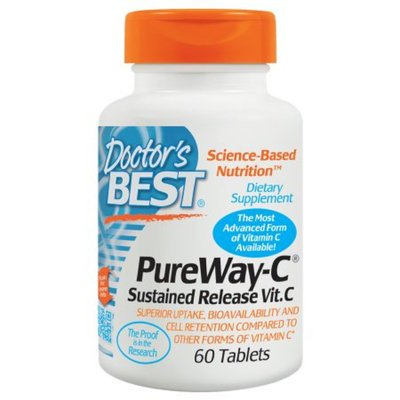Doctor's Best PureWay-C Sustained Release Vitamin C