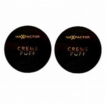 Max Factor Creme Puff 2 Pack