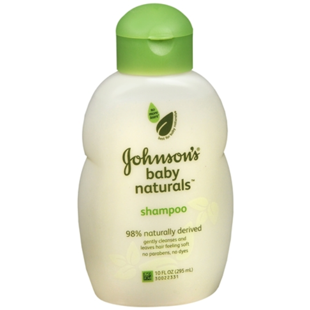 Johnson's Natural Nourishing Baby Shampoo
