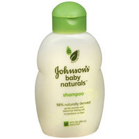 Johnson's Natural Nourishing Baby Shampoo