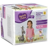 Parents Choice Parent's Choice Training Pants for Girls, Big Pack (Choose Your Size)