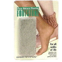 Victory Wholesale Grocers U.S. Pumice Nat Pumice Foot Stone Fts-72 Personal Care